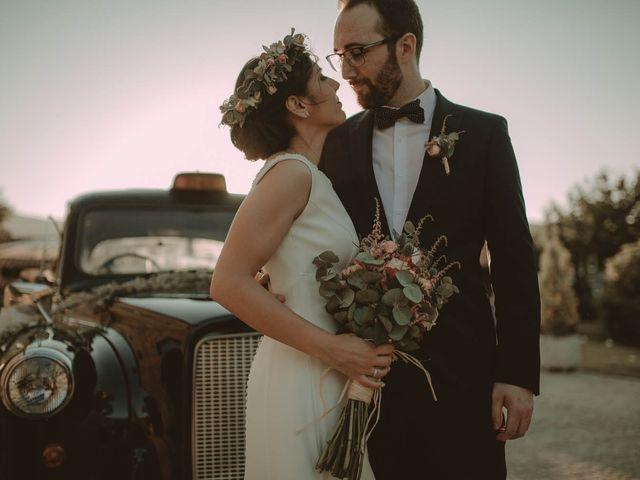 La boda de Les y Chema en Laias, Orense 21