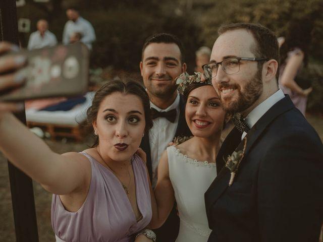 La boda de Les y Chema en Laias, Orense 22