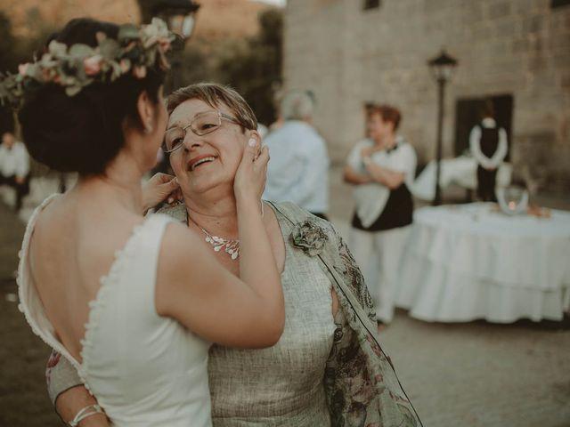 La boda de Les y Chema en Laias, Orense 23