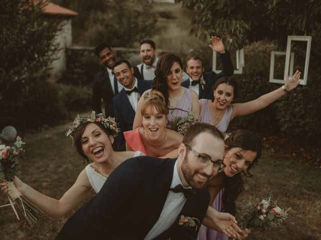 La boda de Les y Chema en Laias, Orense 24