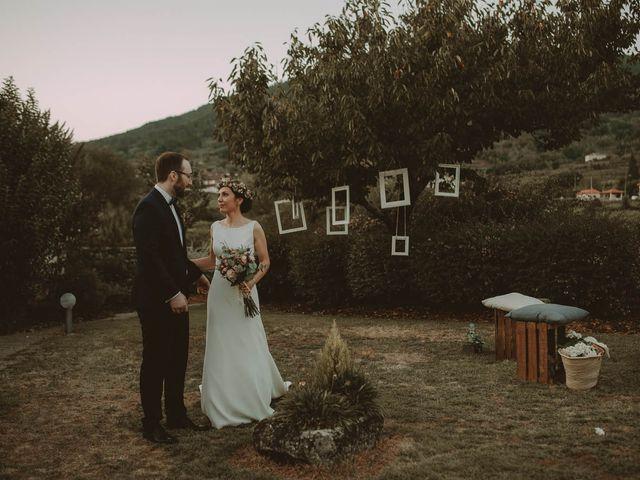 La boda de Les y Chema en Laias, Orense 25