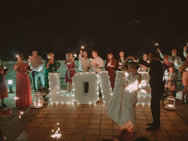 La boda de Les y Chema en Laias, Orense 28