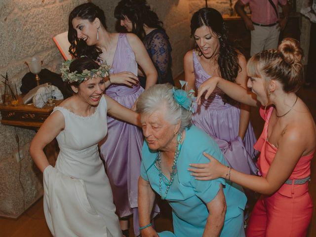 La boda de Les y Chema en Laias, Orense 30