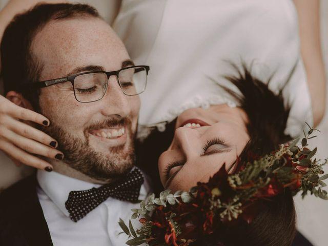 La boda de Les y Chema en Laias, Orense 32