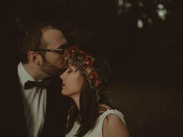 La boda de Les y Chema en Laias, Orense 41