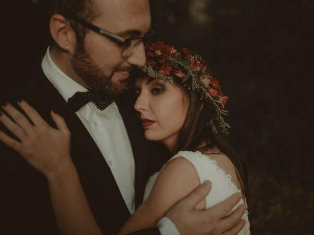 La boda de Les y Chema en Laias, Orense 42
