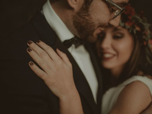 La boda de Chema y Les