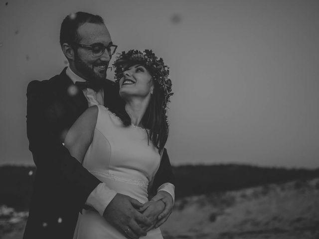La boda de Les y Chema en Laias, Orense 43