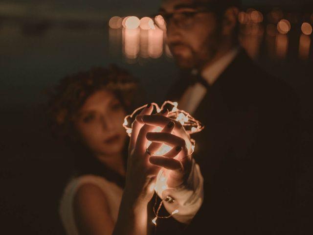 La boda de Les y Chema en Laias, Orense 46