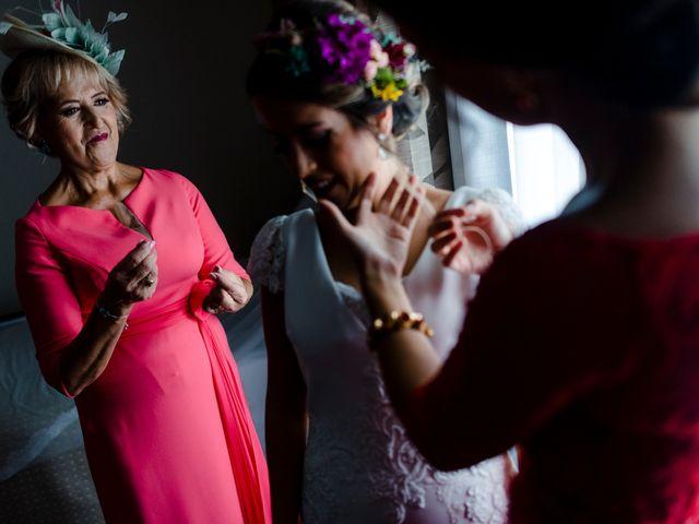 La boda de Miriam y Cristo en Malagon, Ciudad Real 15