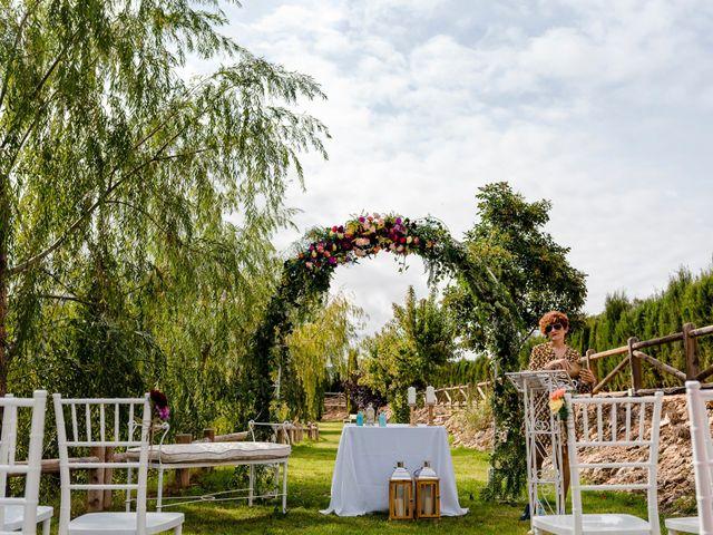 La boda de Miriam y Cristo en Malagon, Ciudad Real 18