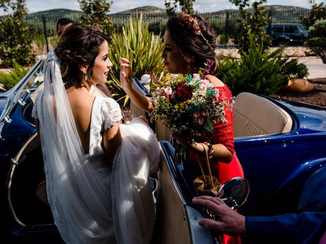 La boda de Miriam y Cristo en Malagon, Ciudad Real 22