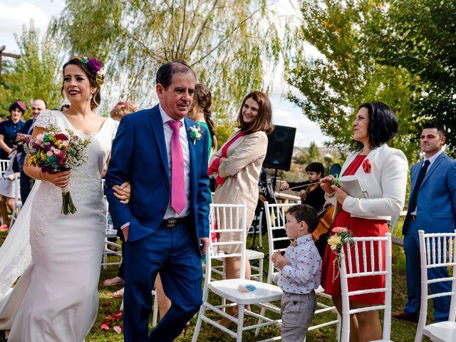 La boda de Miriam y Cristo en Malagon, Ciudad Real 27