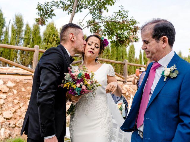 La boda de Miriam y Cristo en Malagon, Ciudad Real 28