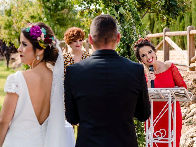 La boda de Miriam y Cristo en Malagon, Ciudad Real 30