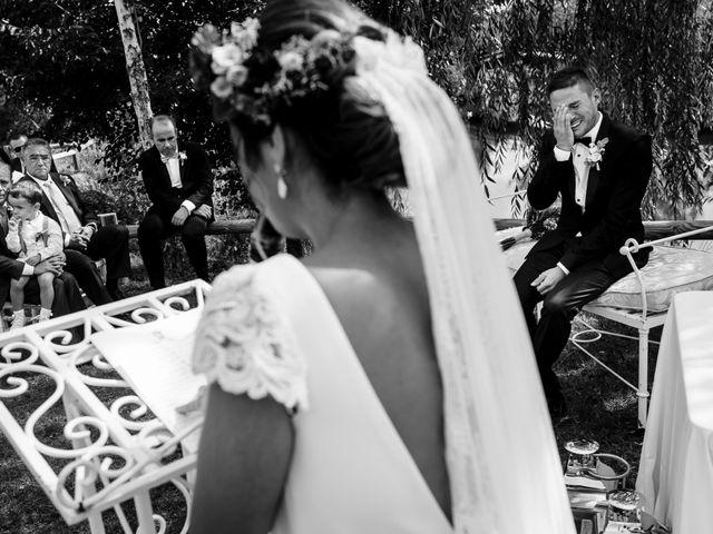La boda de Miriam y Cristo en Malagon, Ciudad Real 35