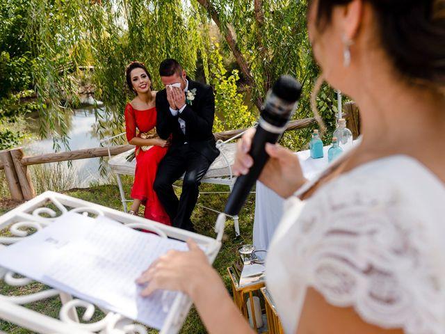 La boda de Miriam y Cristo en Malagon, Ciudad Real 36