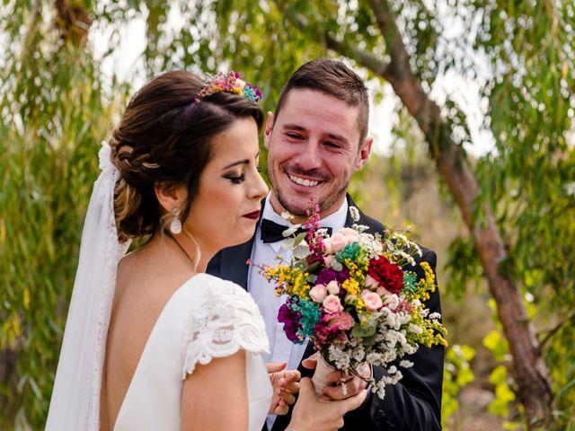 La boda de Miriam y Cristo en Malagon, Ciudad Real 38