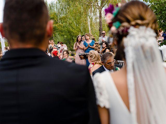 La boda de Miriam y Cristo en Malagon, Ciudad Real 40