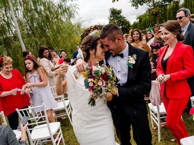 La boda de Miriam y Cristo en Malagon, Ciudad Real 41