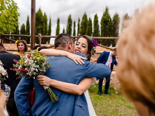 La boda de Miriam y Cristo en Ciudad Real, Ciudad Real 45