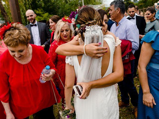 La boda de Miriam y Cristo en Malagon, Ciudad Real 49
