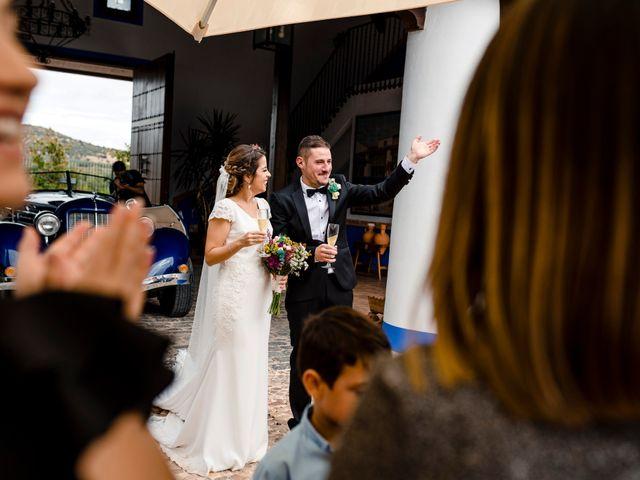 La boda de Miriam y Cristo en Malagon, Ciudad Real 53