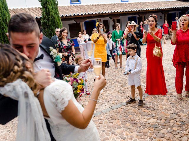 La boda de Miriam y Cristo en Malagon, Ciudad Real 54