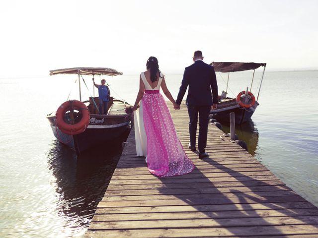 La boda de Alberto y Verónica en Valencia, Valencia 10
