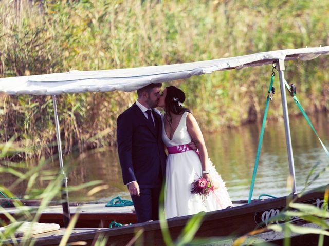 La boda de Alberto y Verónica en Valencia, Valencia 12