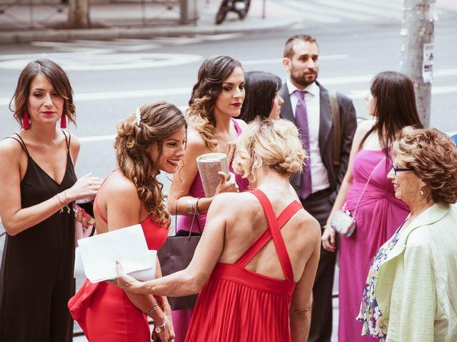 La boda de María y Ángel en Madrid, Madrid 26