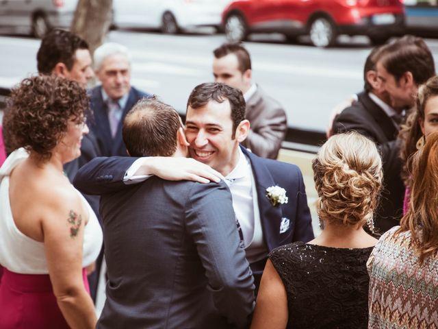La boda de María y Ángel en Madrid, Madrid 27