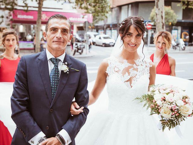 La boda de María y Ángel en Madrid, Madrid 29
