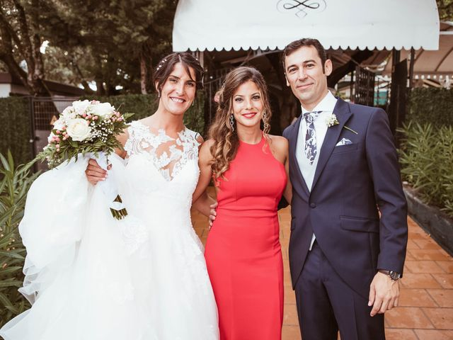 La boda de María y Ángel en Madrid, Madrid 38