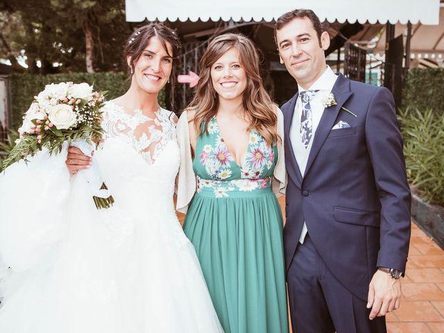 La boda de María y Ángel en Madrid, Madrid 40