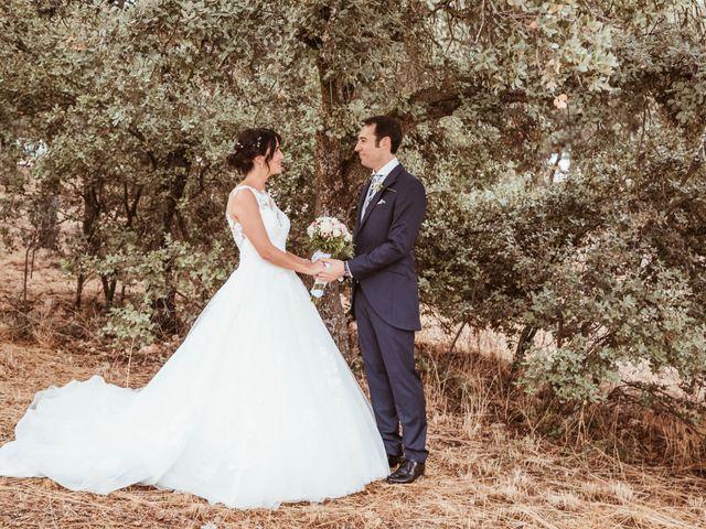 La boda de María y Ángel en Madrid, Madrid 41