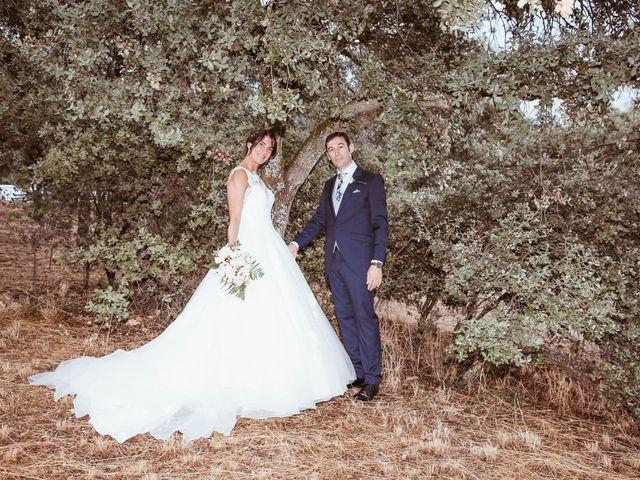 La boda de María y Ángel en Madrid, Madrid 62
