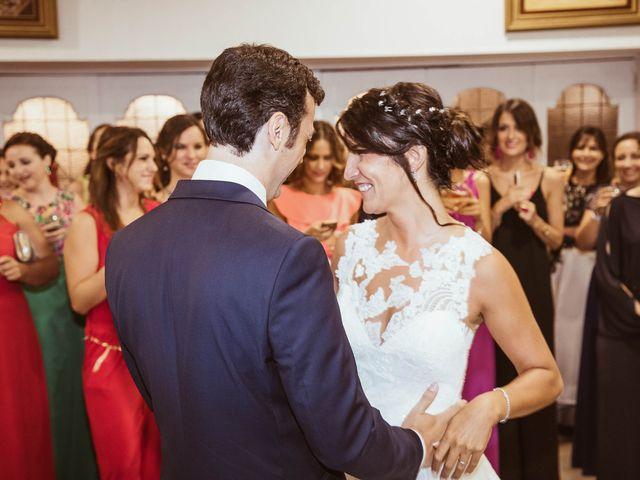 La boda de María y Ángel en Madrid, Madrid 65