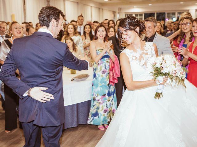 La boda de María y Ángel en Madrid, Madrid 66