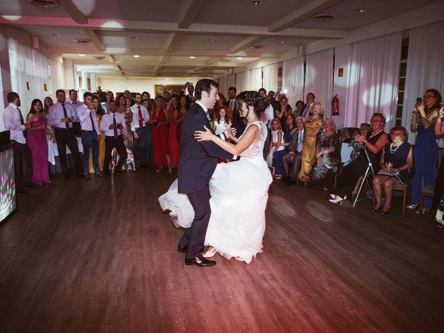 La boda de María y Ángel en Madrid, Madrid 80