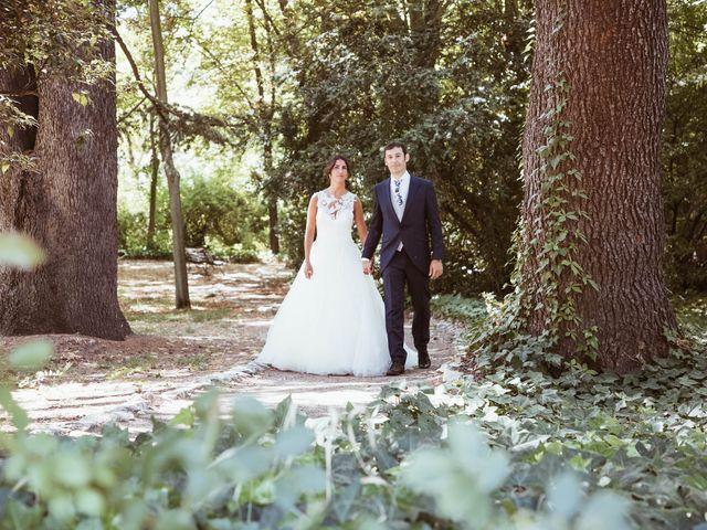 La boda de María y Ángel en Madrid, Madrid 53