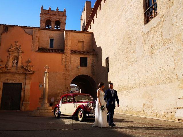 La boda de Jose Luis y Itziar en Alaquàs, Valencia 2