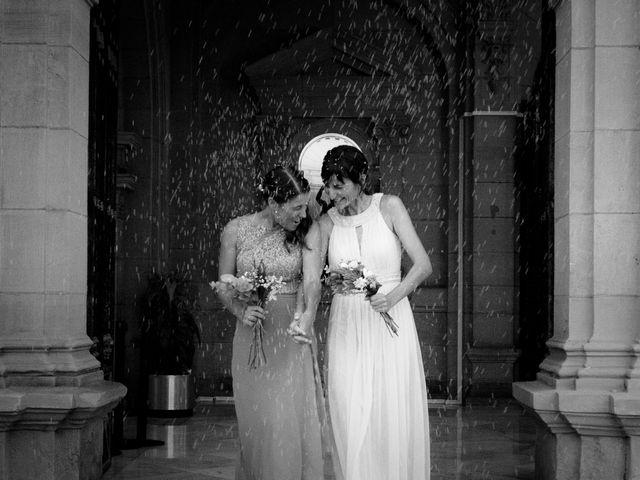 La boda de Pilar y Oihana en Donostia-San Sebastián, Guipúzcoa 15