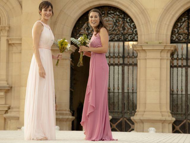 La boda de Pilar y Oihana en Donostia-San Sebastián, Guipúzcoa 18