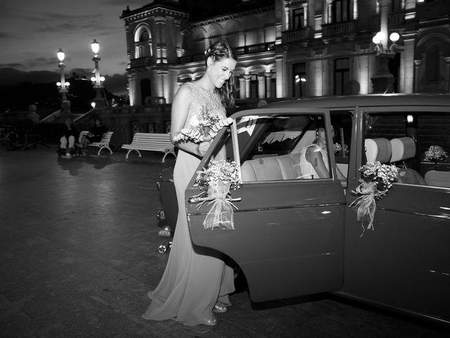 La boda de Pilar y Oihana en Donostia-San Sebastián, Guipúzcoa 38