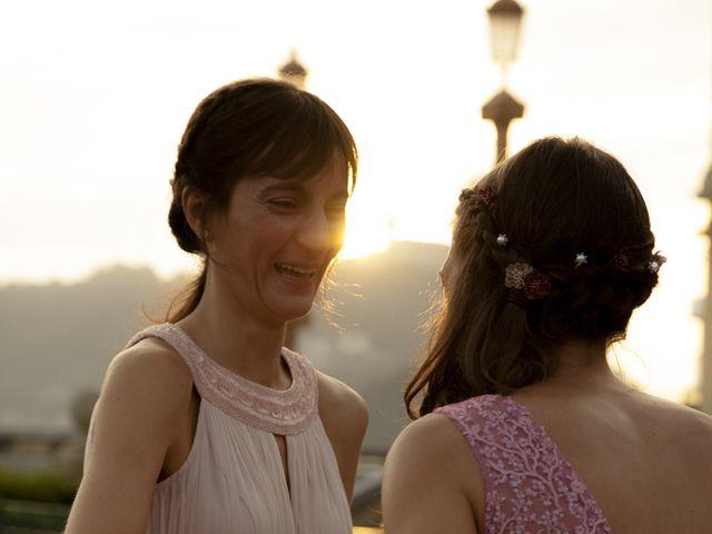 La boda de Pilar y Oihana en Donostia-San Sebastián, Guipúzcoa 48