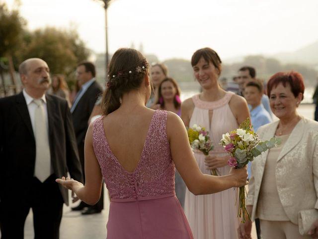 La boda de Pilar y Oihana en Donostia-San Sebastián, Guipúzcoa 49