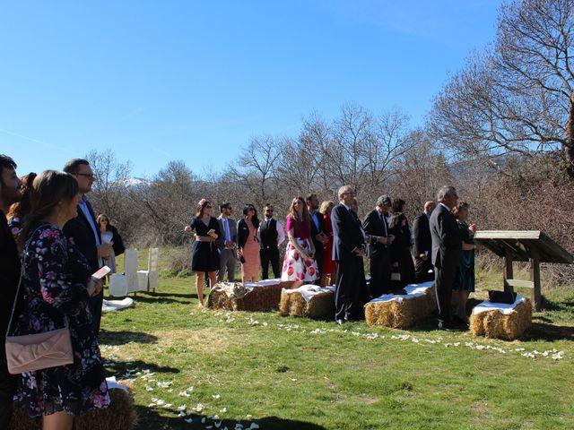 La boda de Manuel y Sonia en Pinilla Del Valle, Madrid 8