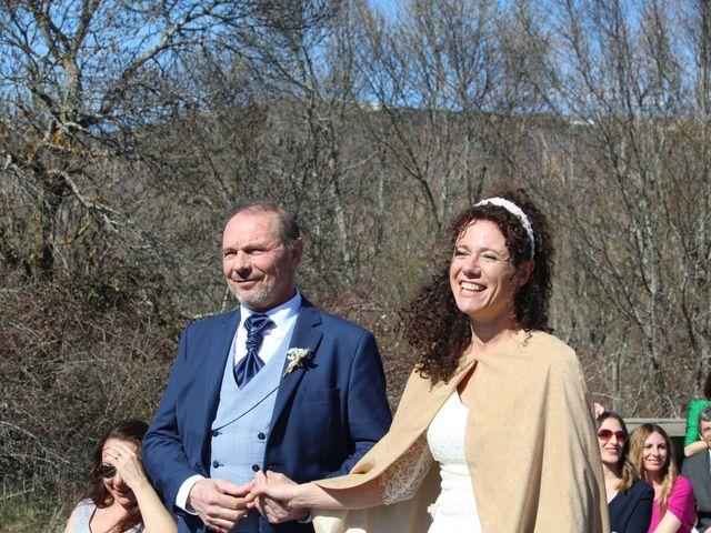 La boda de Manuel y Sonia en Pinilla Del Valle, Madrid 9