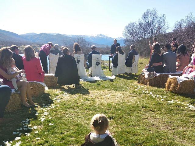 La boda de Manuel y Sonia en Pinilla Del Valle, Madrid 11